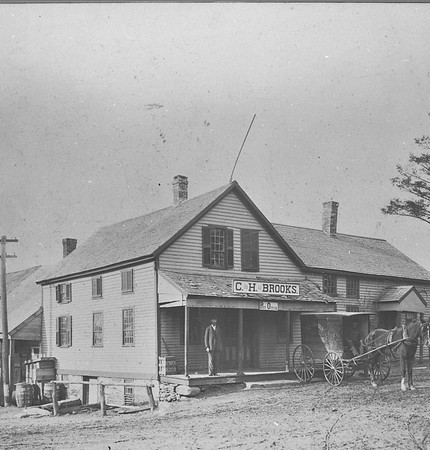 324 Abington General Store and PO Late 1890