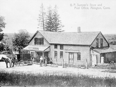 Abbington General Store 1895 about