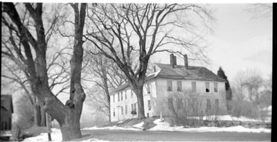 Sumner Tavern House1934  Abington Conn001