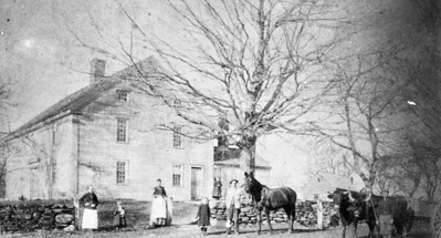 James J Ingalls Tavern House Abington