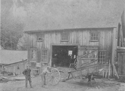 Marcy Hollow Pre 1890 1
