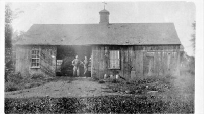 Marcy Blacksmith Shop Prior to 1938 Hurricane circa 1934
