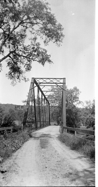 The Old Cotton Bridge Across the Quinnebaugh River010