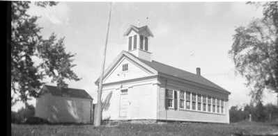 Pomfret Landing School about 1930 Cosed 1948009