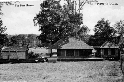 Quinebaug Boat House 1910 or before