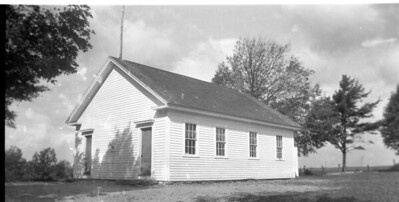 Elliot School House on the North Side of Fay Road002