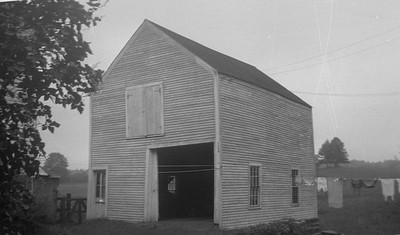 James Whistlers School  House  Question009