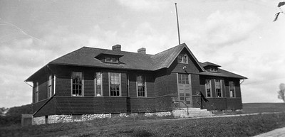 North School West Side of 97 at Church Road 1934