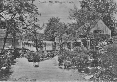 Covell Mills Early 1900 PC 305