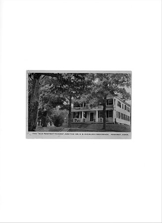 The Old Pomfret Tavern and Dr Ovelooks House002