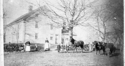 James Ingalls Tavern Abington about 1890010